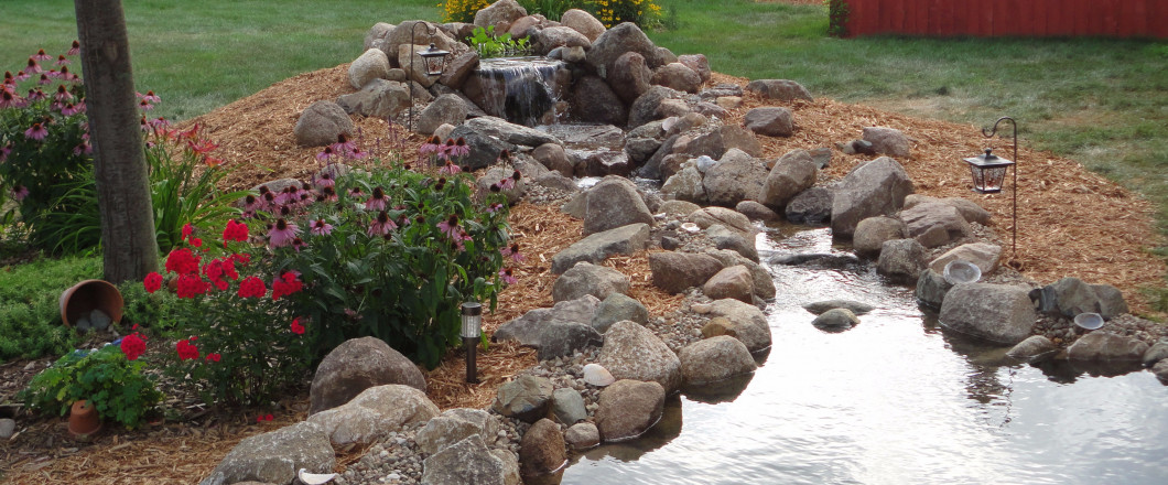 Providing Beautiful Landscapes Using Water Since 1985!